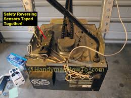 Replacing A Garage Door Chamberlain Belt Drive Garage Door Opener Review