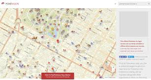 Map Of Pokemon World by Pokemon Go Iphone And Android Map Apps Are Against The Rules