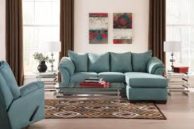 Wayside Furniture Akron Oh by Signature Design By Ashley Darcy Sky Contemporary Sofa Chaise