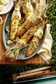 thanksgiving recipes corn fully loaded corn on the cob recipes southern living