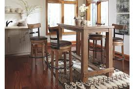 Dining Room Tables For 12 by Pinnadel Dining Room Pub Table Ashley Furniture Homestore