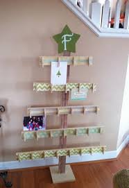 Tall Wooden Christmas Decorations by Maybe Make This As An Advent Calendar An Envelope Everyday With A