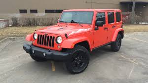 red jeep wrangler unlimited daily driver 2015 jeep wrangler unlimited x edition autoblog
