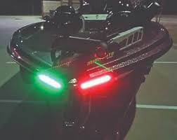 boat light strips must meet uscg standards texas hunting