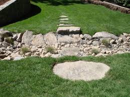 dry river beds landscape drainage how to dry river bed