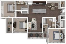 100 open layout floor plans 3d io kitchen living room open