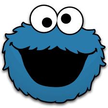 christmas cookie monster clipart 2 u2013 gclipart com