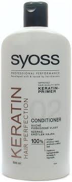 Shoo Syoss syoss pro cellium keratin shine boost conditioner price in india