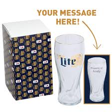 bar accessories lighting gifts for home bar miller lite