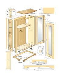 bathroom cabinet design plans exciting diy throughout bathroom
