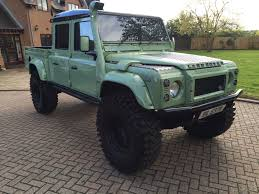 land rover 130 awesome land rover defender 130 6x6 camper land rover