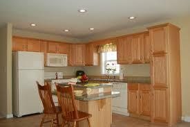 Best Wood Kitchen Cabinets Best Wood To Use For Kitchen Cabinets Bleaching Golden Oak