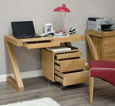 Solid Oak Corner Desk Oak Corner Desks For Home Office Konsulat