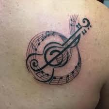 Guitar Tattoo Designs Ideas Image Result For Small Memorial Guitar Tattoo Ideas U2026 Pinteres U2026