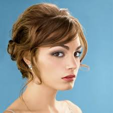 Easy Wedding Hairstyles For Short Hair by Short Updo Hairstyles Short Hair Easy Updo Short Hair Tutorial