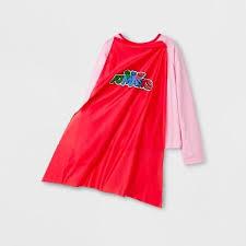 girls u0027 pj masks pajama pink 6 pj mask pyjama sets pyjamas