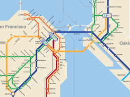 Washington Dc Metro Rail Map by This 2050 Bay Area Bart Metro Map Is Everything Curbed Sf