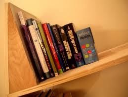 Angled Bookshelf Angled Bookshelf Home Decoration Tricks