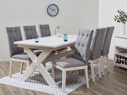 Fantastic Furniture Dining Table Sale Whitewash Fantastic Furniture Packages B2c Furniture