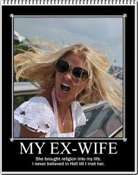 Funny Ex Girlfriend Memes - quotes about ex wife 78 quotes