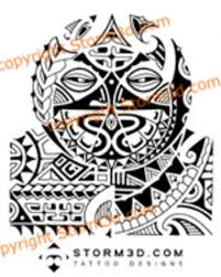 the bend polynesian tattoo designs legs