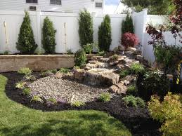 how to build the backyard waterfall of your dreams u2014 above all masonry