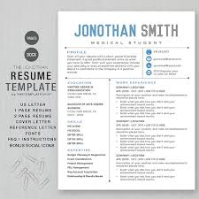 free resume templates for pages resume templates apple pertamini co