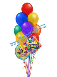 luck balloon delivery we ll miss you go for luck balloon delivery toronto on