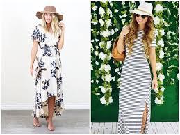 learn 5 ways to wear a maxi dress u2013 beautifulhameshablog com