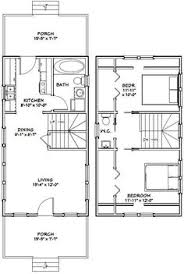 Stair Floor Plan 12x20 Tiny Houses Pdf Floor Plans 452 Sq By Excellentfloorplans