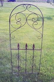 wrought iron decorative fence trellis hungrylikekevin com