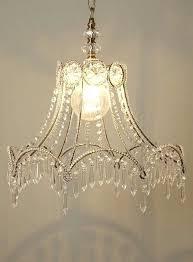 shabby chic chandelier floor lamp shabby chic 3 light chandelier