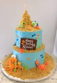 sand castle cake cake sand castle cakes and beach theme cakes