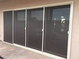 Patio Screen Doors Sun Security Products By Day Screens Sliding
