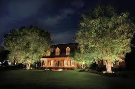 Landscape Flood Light Advantages Of Landscape Lighting Vs Flood Lights