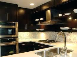 kitchen ideas with dark cabinets backsplash ideas for dark cabinets elrincondemama co