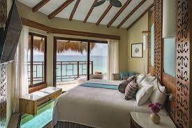 overwater bungalows in mexico honeymoons designed