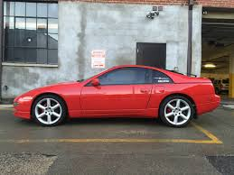 1985 nissan 300zx twin turbo love this color combo 300zx fairlady z pinterest color