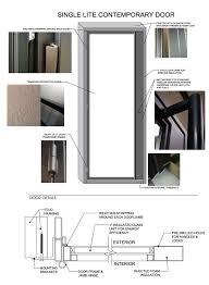 Exterior Door Weather Strip by Iron Door Specifications Presidio Steel Doors U0026 Windows