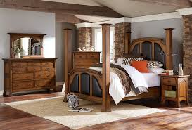Amish Oak Bedroom Furniture by The Olde Oak Tree Furnishing Generations Fort Wayne In