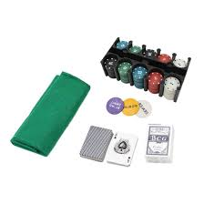 card game table cloth super deal 200 baccarat chips bargaining poker chips set