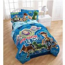 Buzz Lightyear Duvet Cover Toy Story Bedding Ebay
