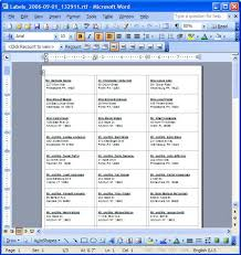 how to make labels in word 2010 professional samples templates