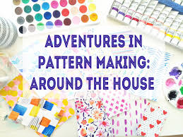 adventures in pattern making around the house lauren likes blog