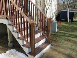 Banister Height Installing Porch Railings A Concord Carpenter