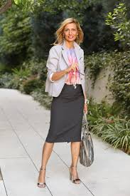 Perfect For The Office On by Take A Look At Our Savannah Stripe Blazer Styled Two Ways