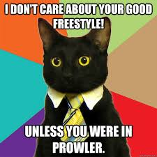 i don t care about your good freestyle cat meme cat planet cat