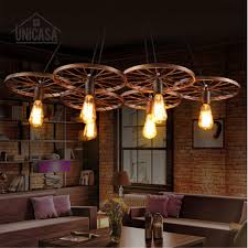 compare prices on light kitchen island online shopping buy low industrial large pendant lights wrought iron lighting office bar hotel kitchen island brown light antique pendant