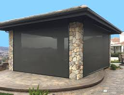 Outdoor Privacy Blinds For Decks Patio Ideas Sliding Door Privacy Blinds Versare Outdoor Wicker