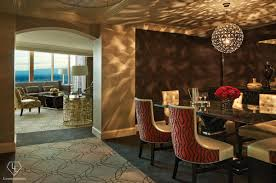 suite of the week valley view suite at four seasons las vegas you suite stays true this and is oversized making it flexible for families measuring 1 700 sq ft it includes separate living and dining rooms
